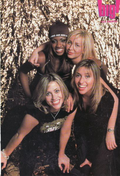 All Saints became one of the most successful British pop groups of the 1990s with hits such as I Know Where Its At and Never Ever.