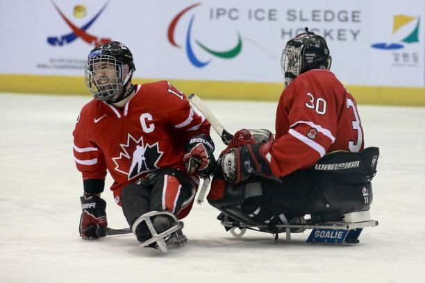 Canada's ice sledge hockey team won their first world title since 2008, in addition to winning the Sochi 2014 Test Event and World Sledge Hockey Challenge.