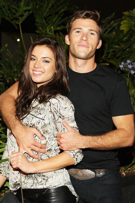 Scott Eastwood and ex-girlfriend Brittany Brousseau...