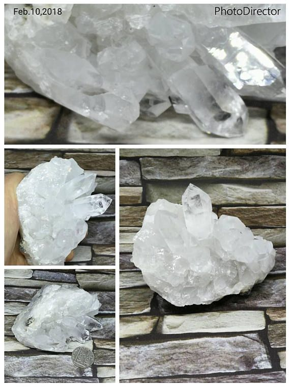 Hey, I found this really awesome Etsy listing at https://www.etsy.com/listing/592922077/quartz-cluster-natural-quartz-natural