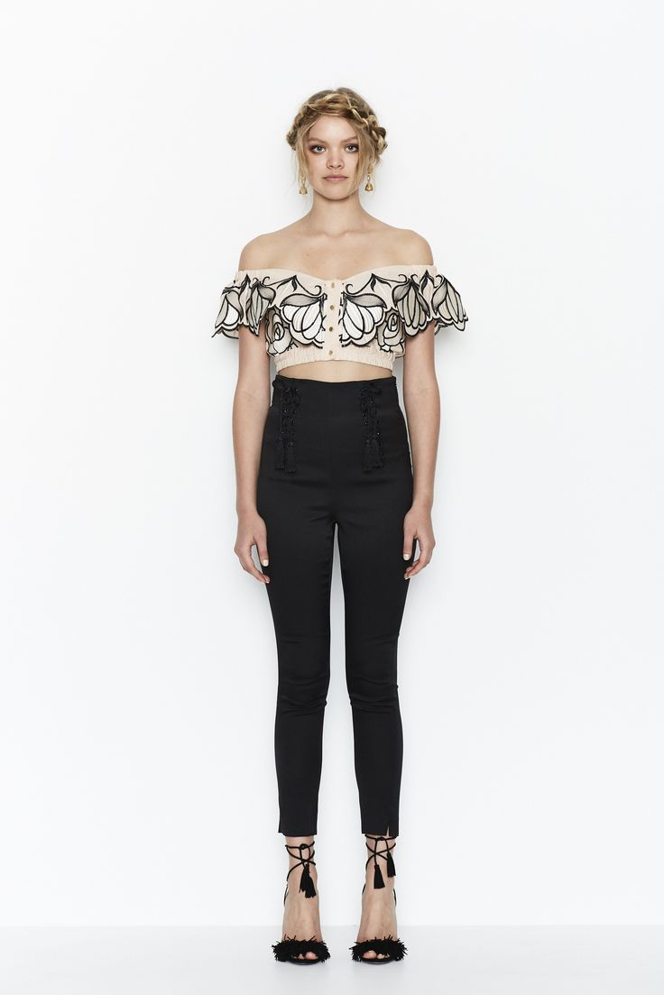 Alice McCALL - Presale Alice Mccall Let Your Love Flow Crop