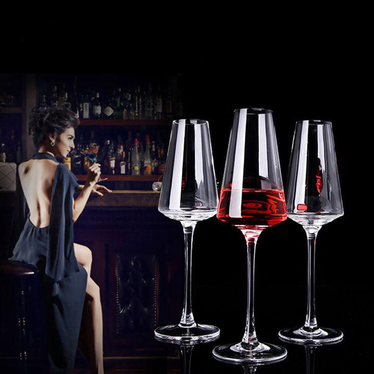 ==> [Free Shipping] Buy Best High-grade 100ml Champagne Glass Lead-free Crystal Wine Glass Transparent Diamond Hand Glass Online with LOWEST Price | 32758552585