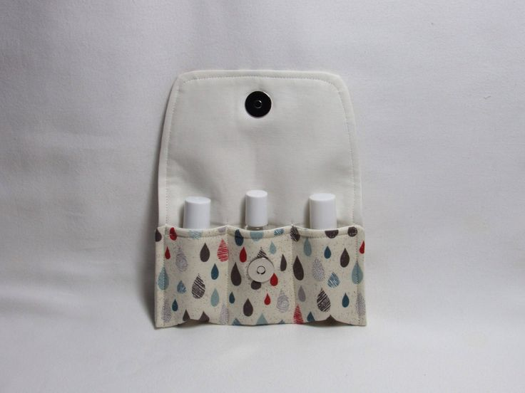 Essential oil storage bag, Essential oils, Oils on the go, Oil travel pouch, Gifts for her, Oil carrying bag