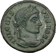 Crispus Constantine the Great son 321AD Ancient Roman Coin Sucess Wreath i53259 https://trustedmedievalcoins.wordpress.com/2015/12/18/crispus-constantine-the-great-son-321ad-ancient-roman-coin-sucess-wreath-i53259/