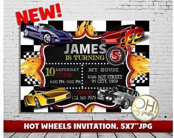 hot wheels, hot wheels birthday, hot wheels card, hot wheels invitation, hot wheels birthday party, hot whells birthday party invitation