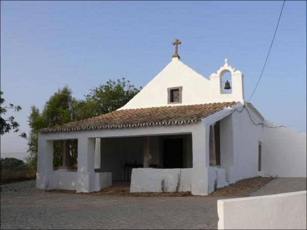Igreja Laranjeiro em Moncarapacho