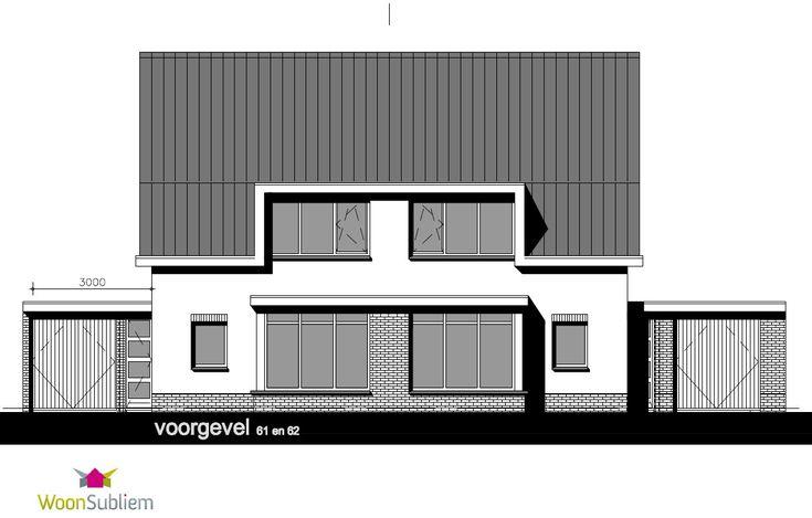 Huis bouwen Heideslag Wehl twee kapper te koop