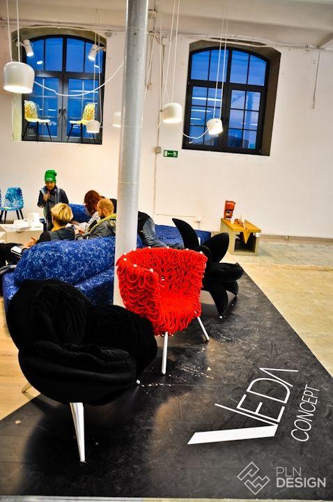 Wystawa VEDA Concept oraz Blum Polska - Systemy Okuć Meblowych - Dynamic Space - pomysły na praktyczną kuchnie