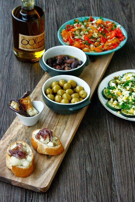 transglobal pan party / Food & Travel Blog: TAPAS - SPANISCHER ABEND