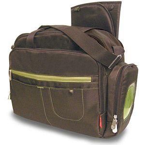 Fisher-Price - Carryall Diaper Bag, Brown