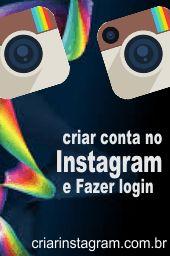 Como criar conta no Instagram e Fazer login - Criar Instagram - Fazer login Instagram