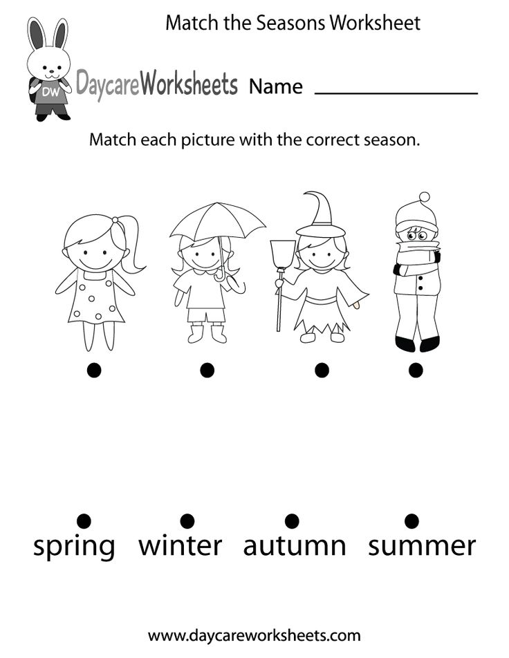 The 25+ best Seasons worksheets ideas on Pinterest | Preschool ...