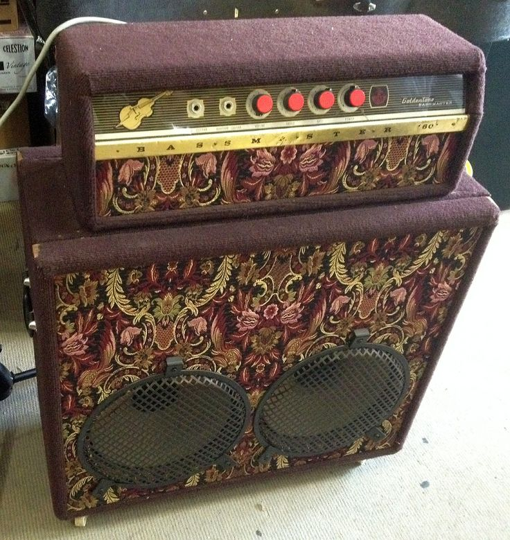 Lovely Amp Head and Cabinet Vs Combo