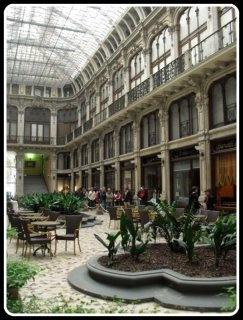 Torino, la Galleria Subalpina