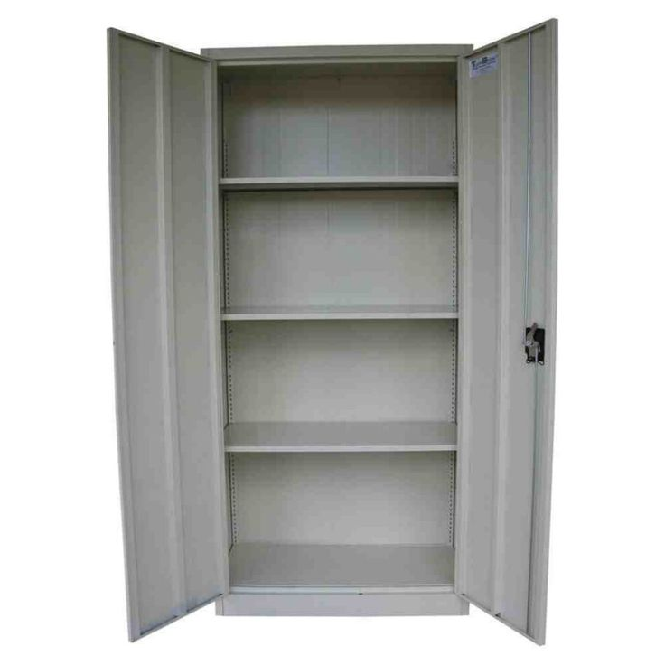 Wardrobe Storage Cabinet Metal