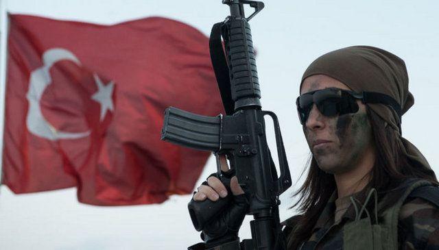 türk özel harekat -
