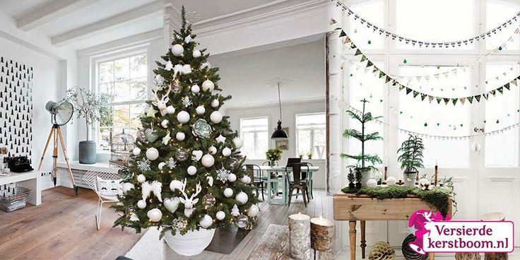 De Forest Green is een waar sprookje! De boom wordt gesierd door prachtige decoraties in mint groene, sneeuwwitte en parelmoer tinten. Ze neemt u mee naar het nieuwe winter wonderland. De natuur van Groenland wordt op een weelderige manier verbeeld met witte herten, witte sneeuwbomen, ijzig groene bloemen en sneeuwsterren. Het is een prachtige versierde kerstboom met een zachte uitstraling.