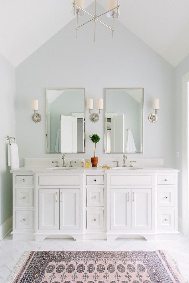 Double Vanity Bath Runner 433 best bathrooms images on pinterest | bathroom ideas, room and