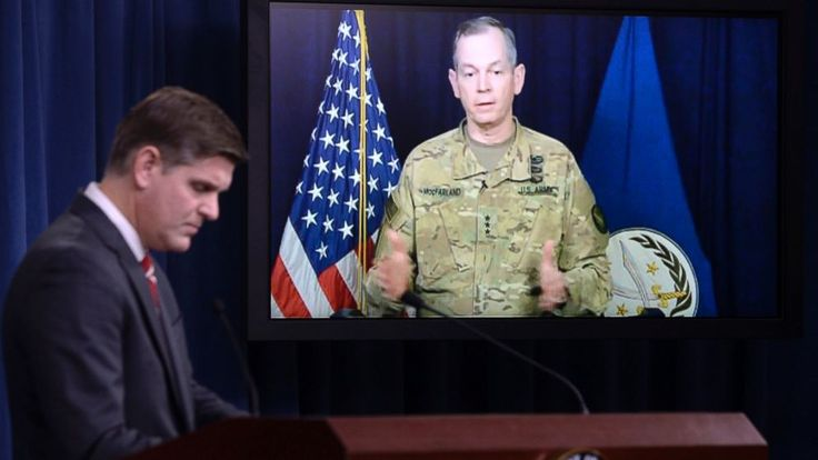 US General Calls 'Carpet Bombing' ISIS Against American Values - ABC News