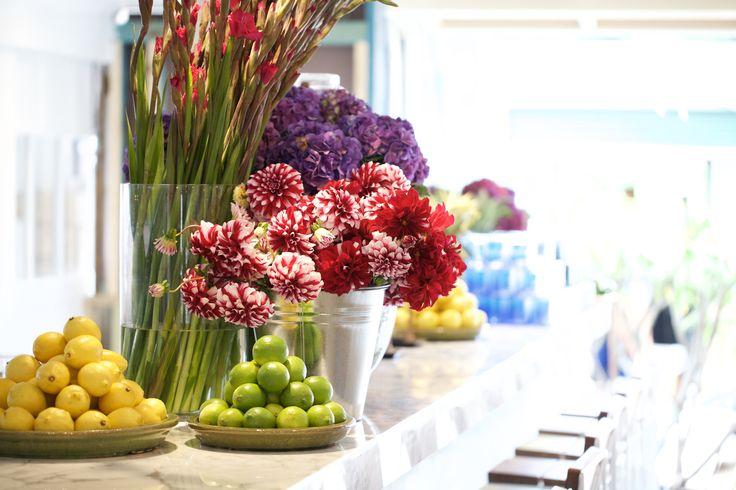 Fruits + florals | Photo @photsbyjessieann