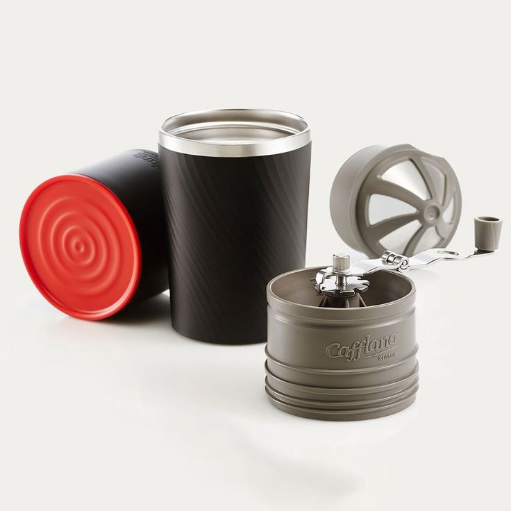 AmazonSmile: Portable All-in-one Coffee Maker Tumbler Hand Mill Grinder Dripper: Kitchen & Dining