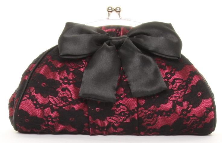 Name: Bow Lace Clutch    Item Number: 4601401815  Price: £12