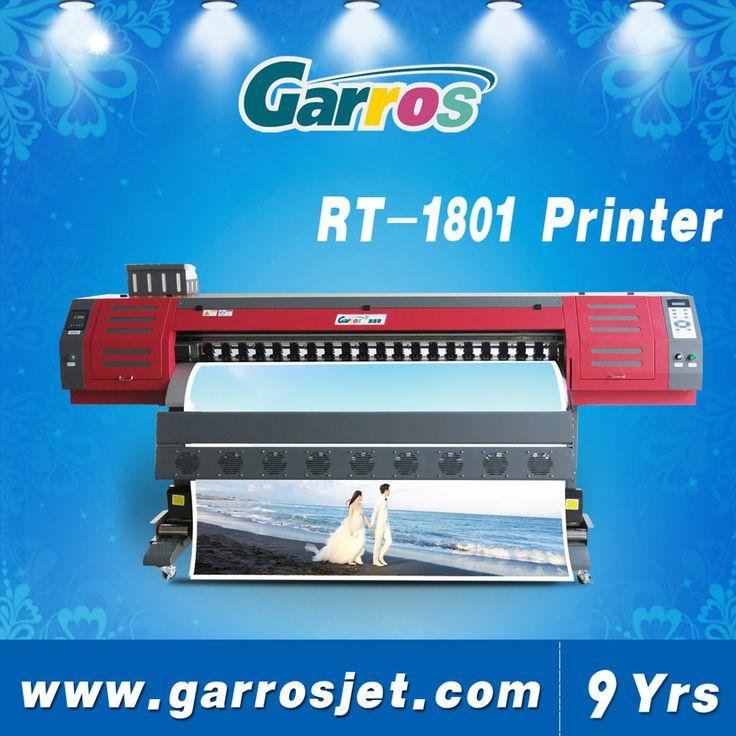 wide format 1.8m flex printing sticker outdoor advertising printer flex banner printing machine