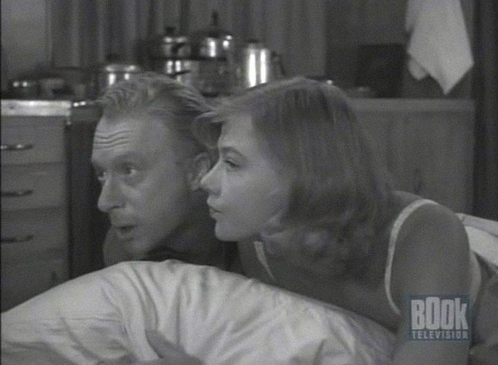 Alfred Hitchcock Presents Maria,  Norman Lloyd