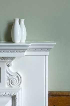 French Gray - Paint Colours - Farrow & Ball Hall and landing