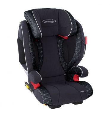 STM SOLAR 2 SEATFIX (ISOFIX) La silla de auto STM Solar 2 Seatfix es exactamente igual a una Recaro Monza Nova 2 Seatfix pero con diferente vestidura. STM es la segunda marca de Recaro. Sus productos se diferencian únicamente en que la funda utiliza un textil diferente, algo diferente al tacto respecto a los que monta Recaro. STM Solar 2 Seatfix es una silla de Grupo 2/3 con conectores Isofix y un sistema de Protección Lateral Avanzada.