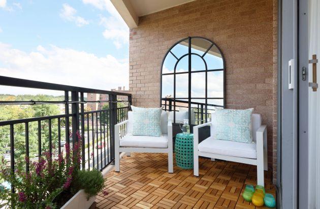 Small Balcony Design Ideas By Luminosus Designs Llc Small Balcony Design Balcony Design Small Balcony