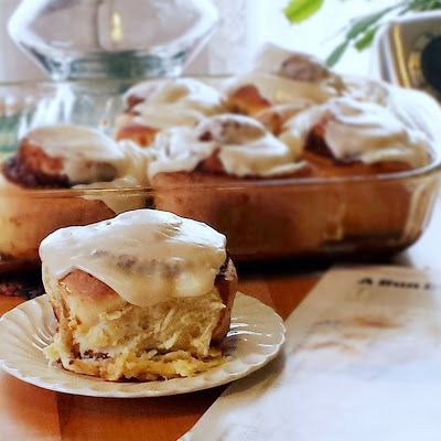 """Big Fat Delicious Clone of a Cinnabon. 
