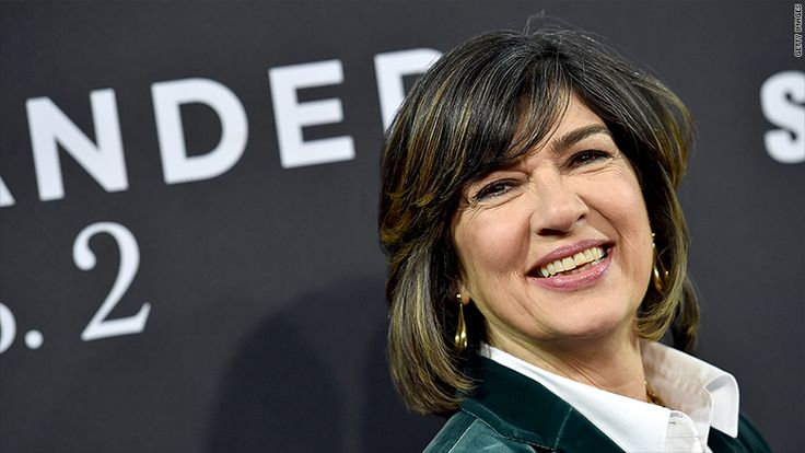 'Amanpour' will be interim replacement for Charlie Rose on PBS