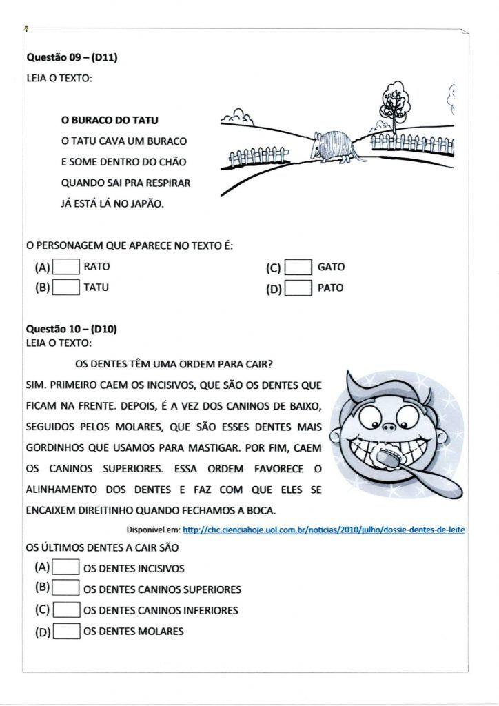 Pin Em Atividades Port E Matematica A