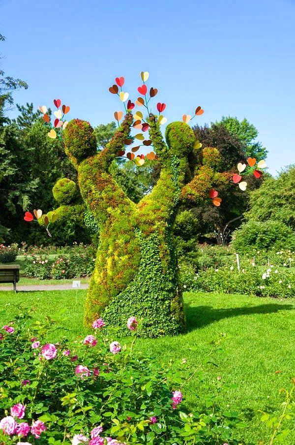 Montreal Botanical Garden , Canada
