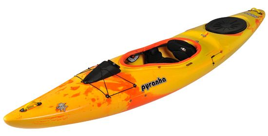 how to get into a sea kayak