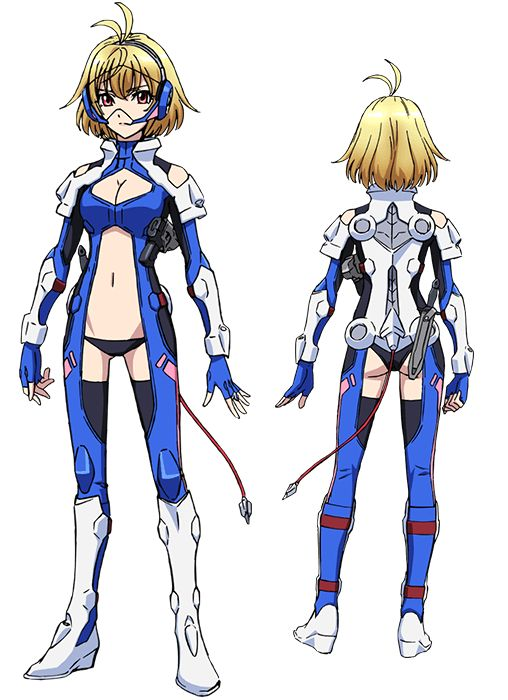 Licensed + Crunchyroll Cross Ange - AnimeSuki Forum
