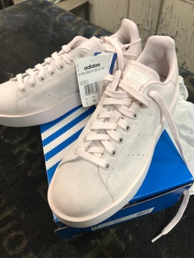adidas stan smith bold blue