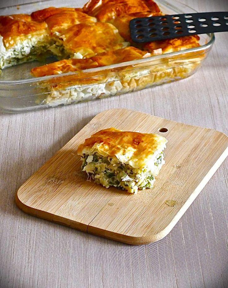 Prasopita Authentic Greek RecipesGreek