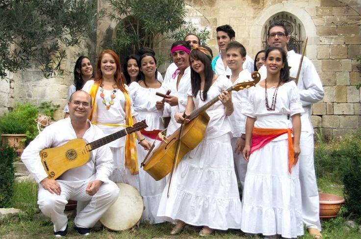 15 February 17  The Roots of Afro-Cuban Music  Ars Longa de la Habana. Photo courtesy of Early Music Now
