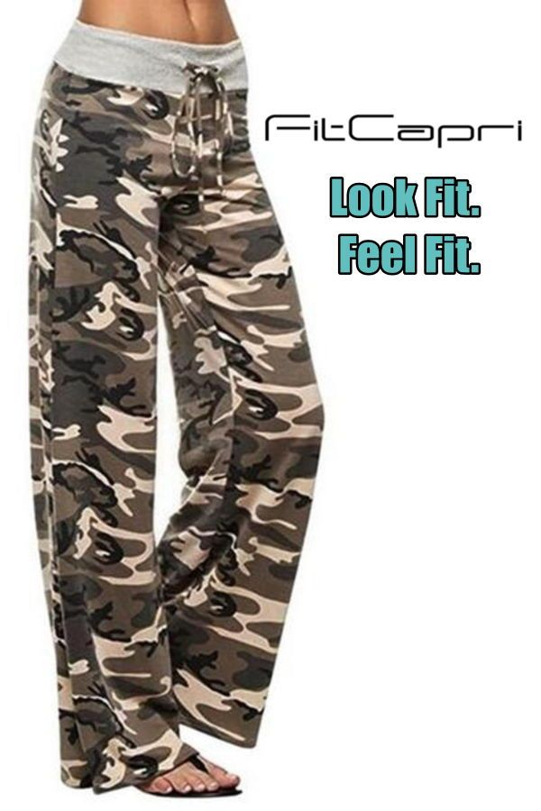 ec9a2bd69a0ac Reinvent your fitness clothing wardrobe with camoflauge Yoga pants. When it  comes to poor quality