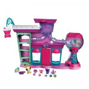 Littlest Pet Shop Sweet Delights Sweet Shoppe