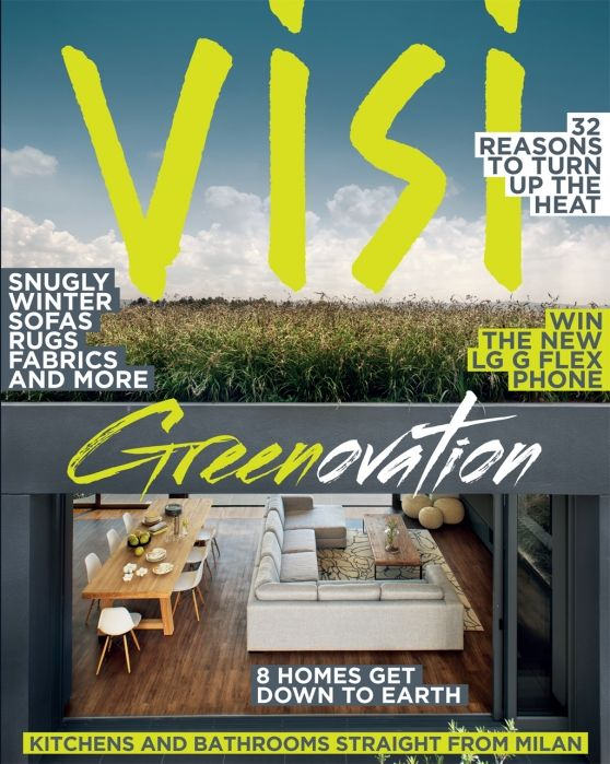 VISI / Articles / It's GREENovation with VISI this winter