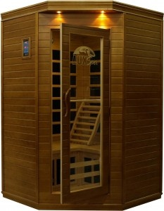 http://compareinfraredsaunas.com/luxspas-elite-c202-infrared-sauna-review.html# LuxSpas C202 Home Infrared Sauna - get all the health benefits without the downside of gym membership costs!