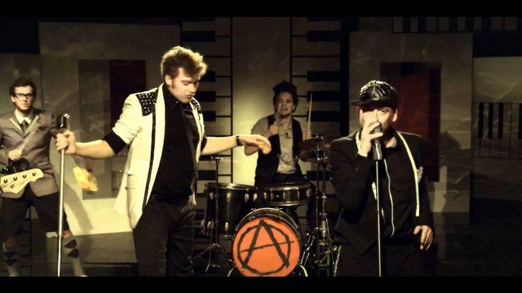 Afromental - Rock&Rollin' Love [Official Music Video] (Long Version)