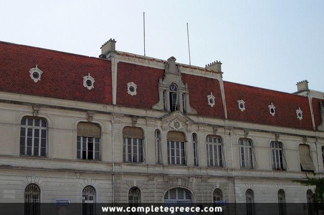 Old Customs Office - Thessaloniki - Thessaloniki - #Greece