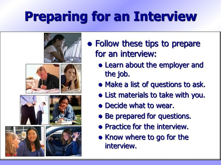 how to prepare for a pharmacy student interview