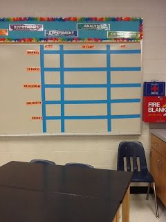 The Secrets of a Sixth Grade Teacher: Classroom Ideas - Great looking blog :)