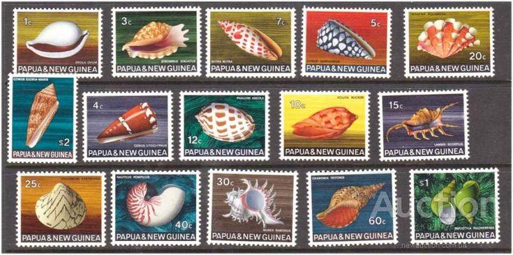 Фауна Папуа Новая Гвинея 1968  г MNH - серия