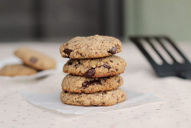 The Best Paleo Chocolate Chip Cookies EverChocolate Chips, Choc Chips Cookies, Paleo Chocolates Chips Cookies, Cookies Recipe, Chips Chocolates, Almond Flour, Paleo Cookies, Almond Meals, Chocolate Chip Cookies